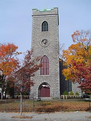 First Church of Jamaica Plain (Boston), MA