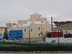 Church of Saint Annas and Stilianos at Ayios Tychonas 1.JPG