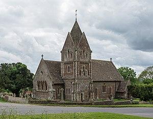 Bowden Hill - Church of St. Anne
