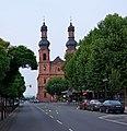 Church of St Peter - Mainz, Germany - panoramio.jpg