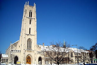 Presbyterian Church (USA) - Church of the Pilgrims (1928) in Washington, D.C.