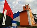 Church with Memorial to Gaspar Garcia Laviana - San Juan del Sur - Nicaragua (31752826462) (2).jpg