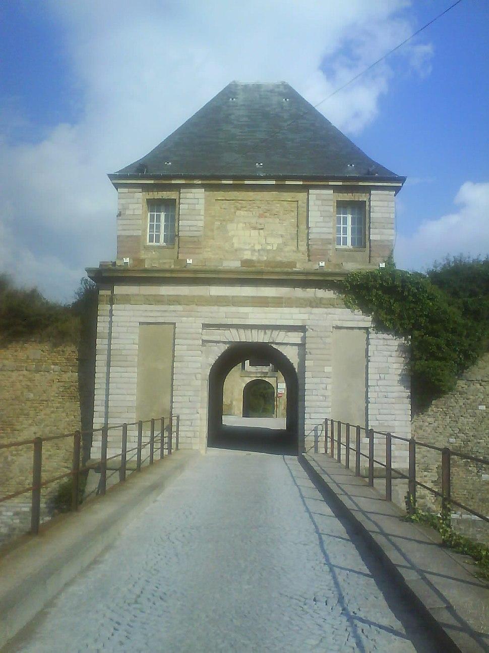 Citadelle de Calais - La Porte de Secours