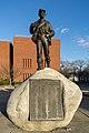 Civil War memorial, East Providence, Rhode Island front view.jpg