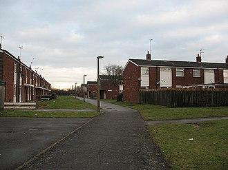 Orchard Park Estate - Image: Clanthorpe (geograph 2234037)