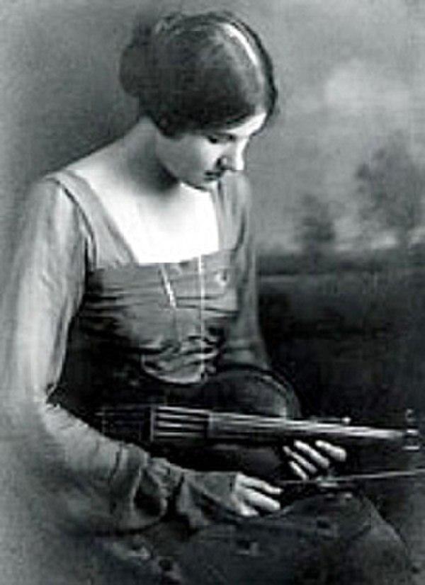 Photo Rebecca Clarke via Wikidata