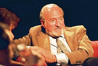 Claus von Bülow - Appearing on After Dark in 1997