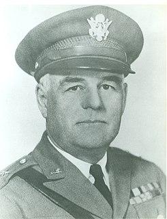 Clement A. Trott U.S. Army Major General