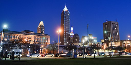 Cleveland Skyline (17128647432)