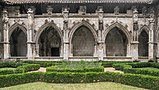 Cloister of the Saint Stephen cathedral of Cahors 43.jpg