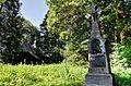 Cmentarz w Polanie przy cerkwi św. Mikołaja.jpg