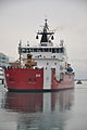 Coast Guard Cutter Mackinaw arrives in Chicago with 1,200 Christmas trees 131206-G-XX999-854.jpg