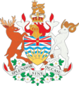 Coat of Arms of British Columbia.png címere