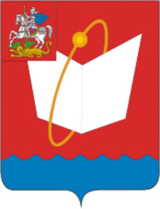 Fryazino - Image: Coat of Arms of Fryazino (Moscow oblast)