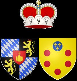 Anna Maria Luisa, Toskana, Großherzogin