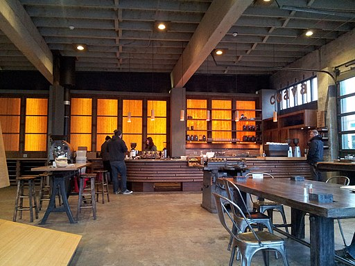 Coava Coffee, Portland, Oregon (2014) - 5