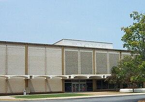 Cobb Center - Image: Cobbcenter 2007