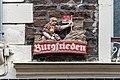 Cochem, Herrenstraße, Wegweiser zur Burg -- 2018 -- 0072.jpg