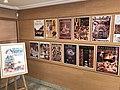 Colección de carteis antigos, Festa do melindre. Interior do Concello de Melide.jpg