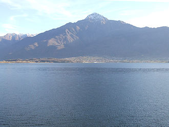 Colico - Colico with the Lake