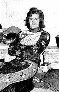 Colin Meredith English speedway rider