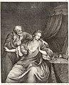 Collection de cent-vingt estampes, gravée d'après les tableaux and dessins qui composoient le cabinet de m. Poullain précédée d'un abrégé historique de la vie des auteurs qui la composent Cette suite (14778817745).jpg