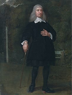 Alexander Popham English politician, died 1669