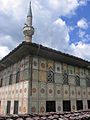 Colored (painted) mosque in Tetovo, Macedonia.jpg