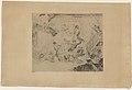 Combat of The Rascals Désir et Rissolé, print by James Ensor, 1888, Prints Department, Royal Library of Belgium, S. III 68643.jpg