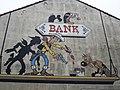 Comic wall Lucky Luke. Morris. Brussels.jpg