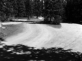 Completed campsites at Cedar Breaks National Monument campground. ; ZION Museum and Archives Image 7695 ; ZION 7695 (ea2afa6016ad48a8971e15054897b3d3).tif