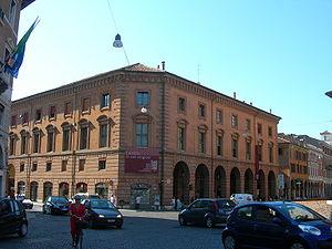 Teatro Comunale (Ferrara) - Teatro Comunale in Ferrara.