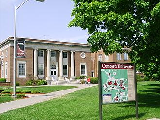Concord University - Concord University Library
