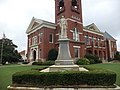 Confederate Monument at Butts County Courthouse.JPG