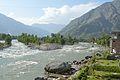 Confluence - River Beas and River Parvati - Bhuntar - Kullu - 2014-05-09 2169.JPG