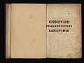 Confusio transfusionis sive confutatio operationis... Wellcome F0002763.jpg