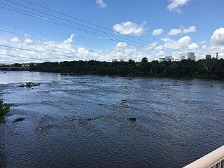 Congaree River River in South Carolina, United States