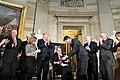 Congressional Gold Medal recipient Senator Bob Dole (39052831604).jpg