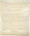 Constitution of the United States of America (page 2) (3679493576).jpg