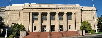 Contra Costa County Hall of Records (Martinez, CA)