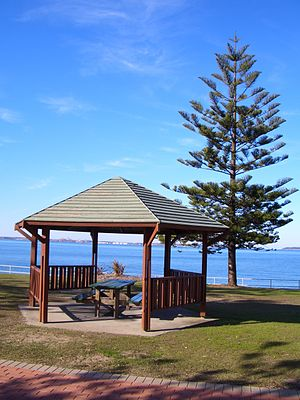 Ramsgate Beach, New South Wales - Cook Park, Ramsgate Beach