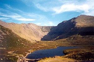 Macgillycuddy's Reeks - Coomloughta Glen