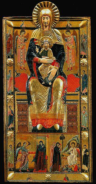 File:Coppo di Marcovaldo. Madonna. 1250-60 Santa Maria Maggiore, Florence..jpg