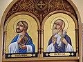 Coptic Orthodox Church of Saint George, Stevenage, icons (20642047864).jpg