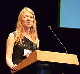 Cori Bargmann at 10th International Conference on Zebrafish Development and Genetics.jpg