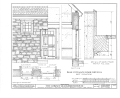 Corines Quackenbush House, Wyckoff and Franklin Avenues, Wyckoff, Bergen County, NJ HABS NJ,2-WYCK,5- (sheet 11 of 24).png