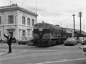 Cork Albert Quay railway station - Image: Cork City Railway Albert Quay geograph.org.uk 2345990