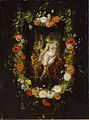 Cornelis Schut, Frans Ykens - Birth of the red rose.jpg