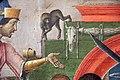 Cosmè tura, giudizio di san maurelio, 1480, da s. giorgio a ferrara, 04 scimmia.jpg