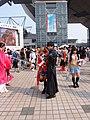 Cosplay @ Comiket 84 - Summer 2013 @ Tokyo Big Sight (9490327581).jpg
